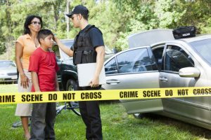 Mom and son injured in car accident